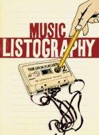 Capa do livro Music Listography