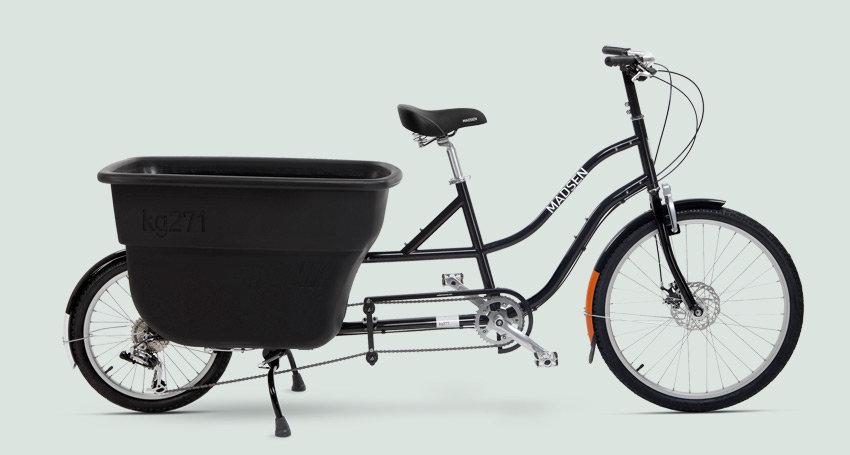 Bicicleta Madsen Kg271