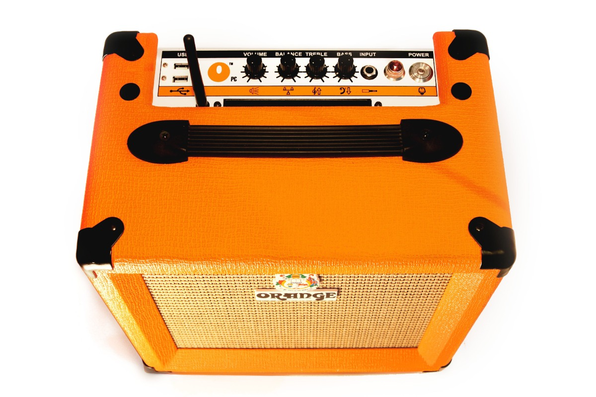 Orange Personal Computer
