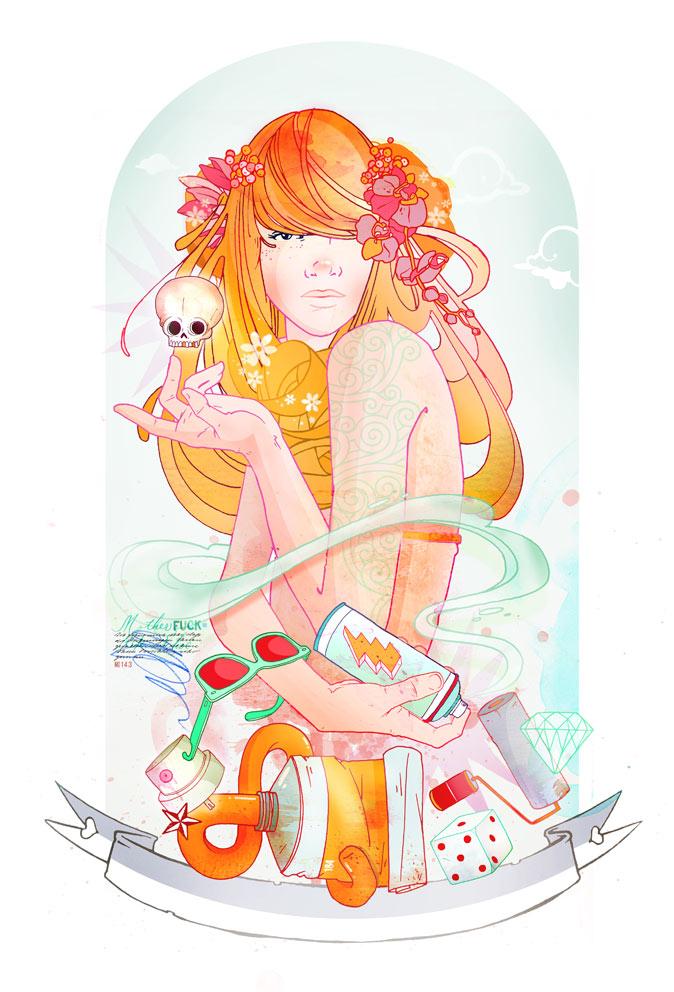 Ilustração de Mateu Velasco