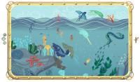 Google Doodle para Julio Verne