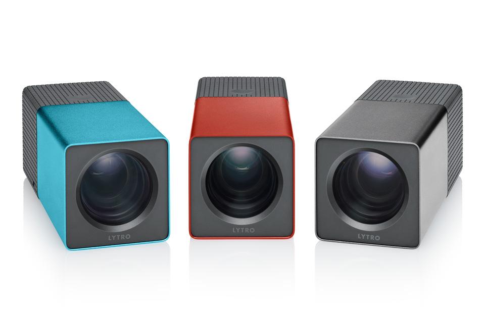 Cameras Lytro