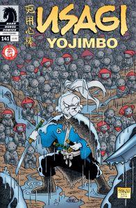 Capa da Edição 200 de Usagi Yojimbo