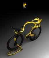 Bicicleta híbrida INgSOC