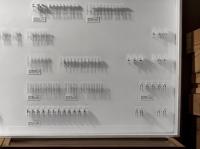 Luminária Collection of Light de humans since 1982
