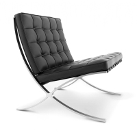Cadeira Barcelona de Mies van der Rohe