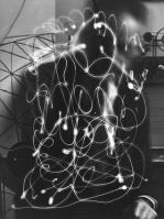 Space Writing, Man Ray - 1935