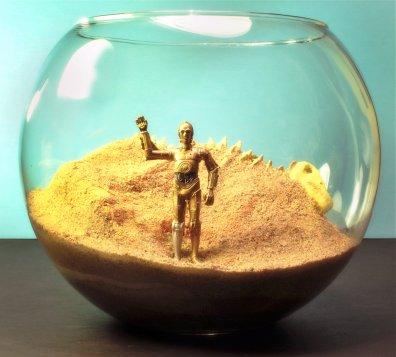C-3PO em Tatooine