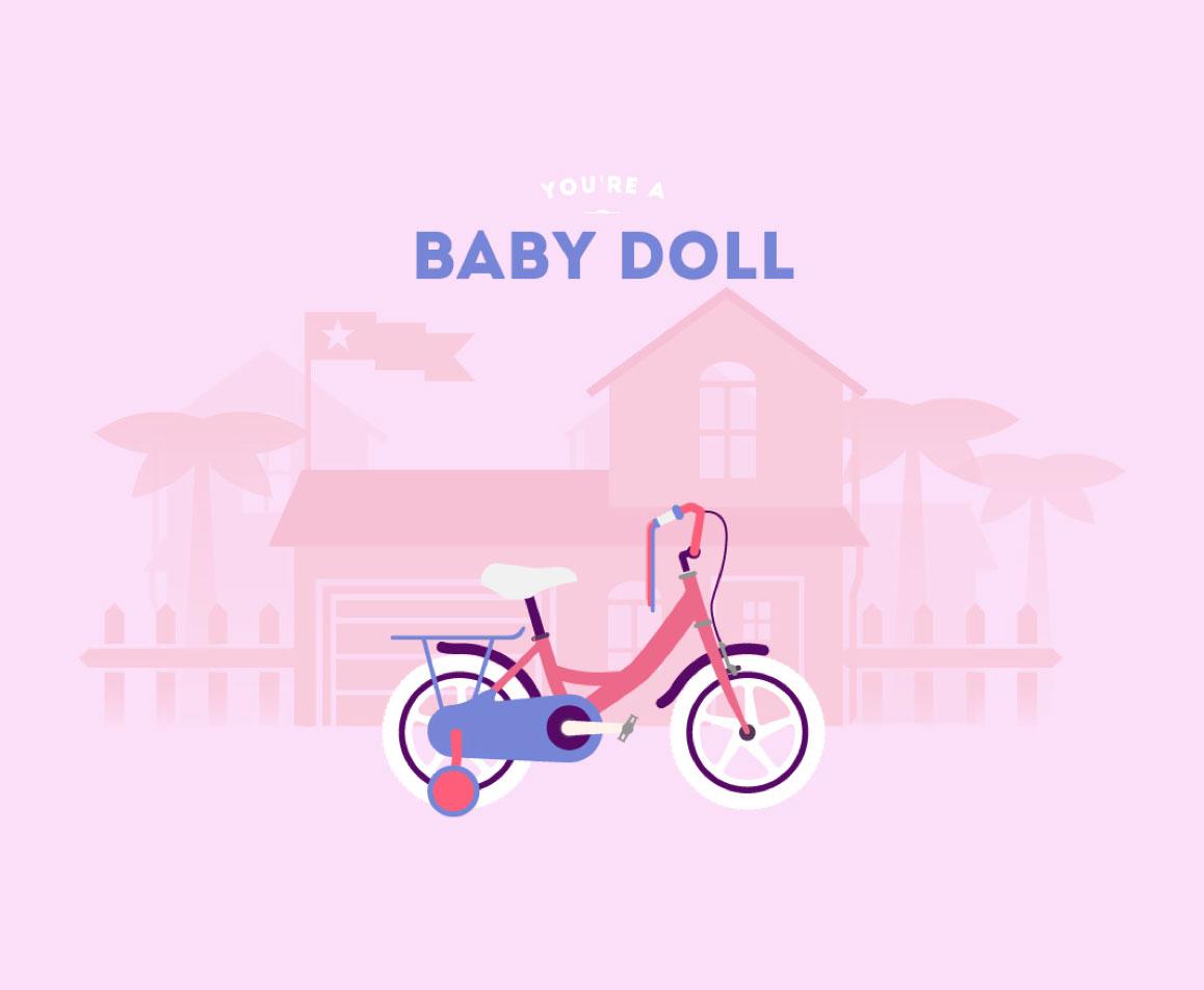 cyclomon-babydoll