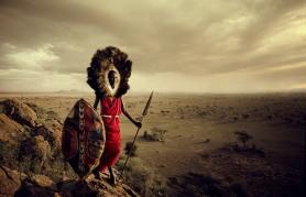 Maasai, do Quênia e Tanzânia