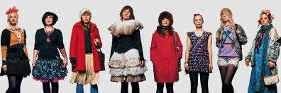 Fãs em show da Björk
