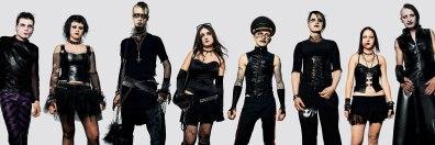 Fãs em show do Marilyn Manson