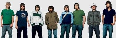 Fãs em show do Oasis