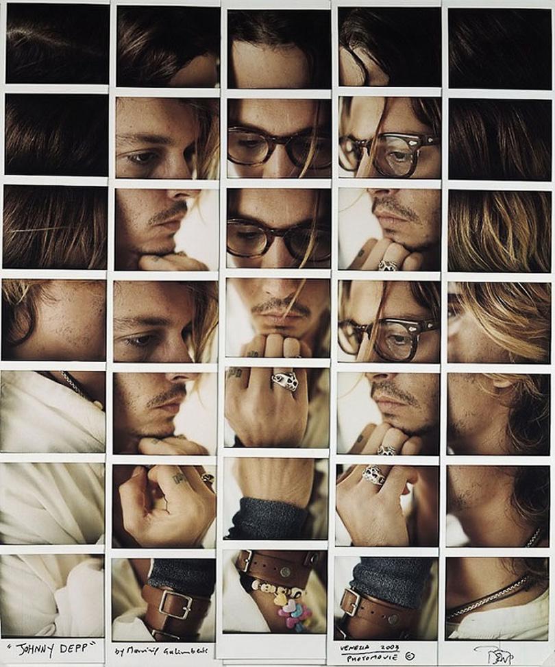 Polaroid-Portraits-Depp