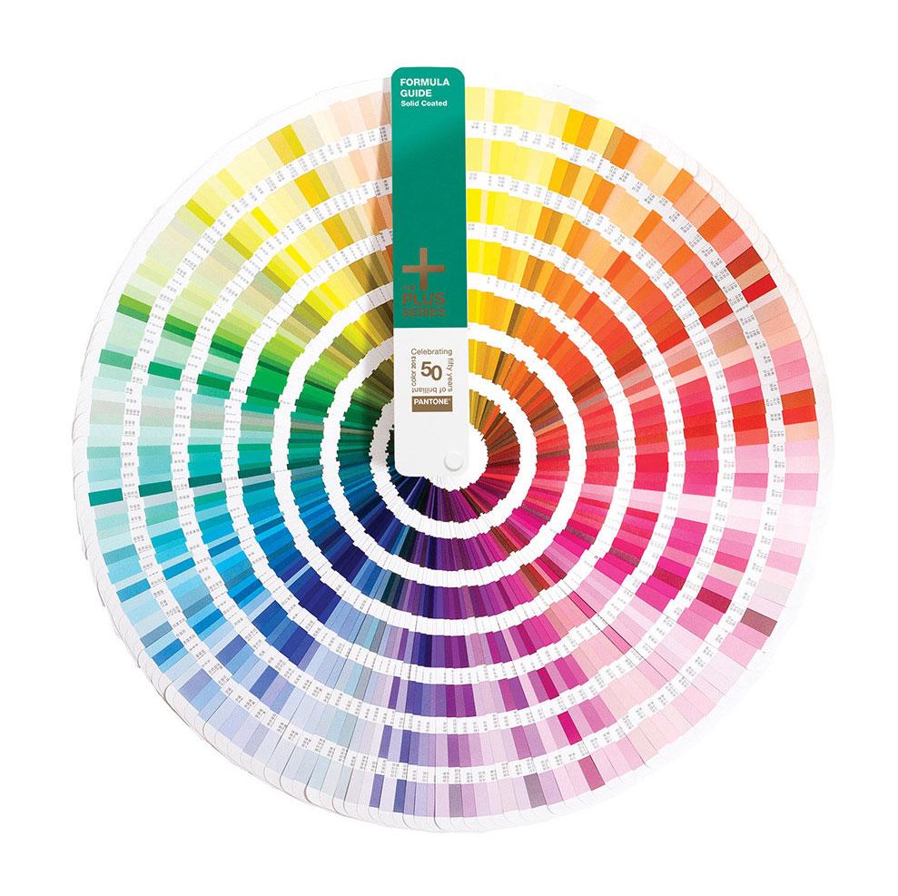 Sistema de cores PANTONE, projetado por Lawrence Herbert em 1963, está em constante evolução