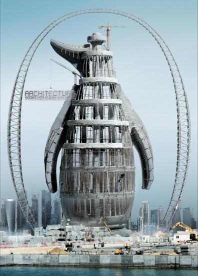 Penguin-Books-Architecture