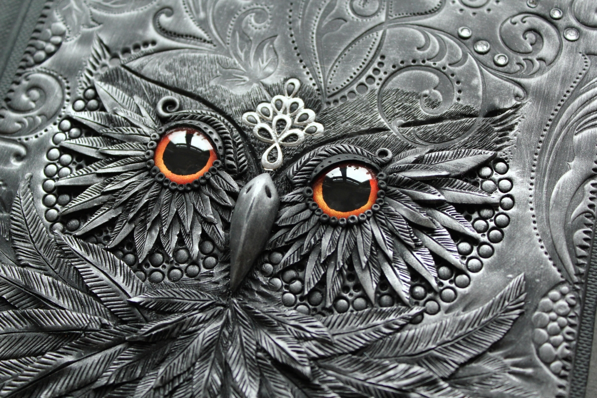 Artista cria lindas capas tridimensionais de livro