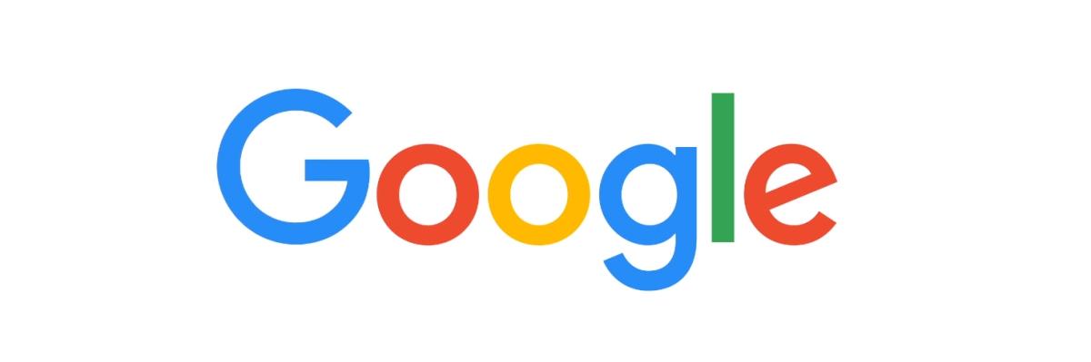 novo logo google