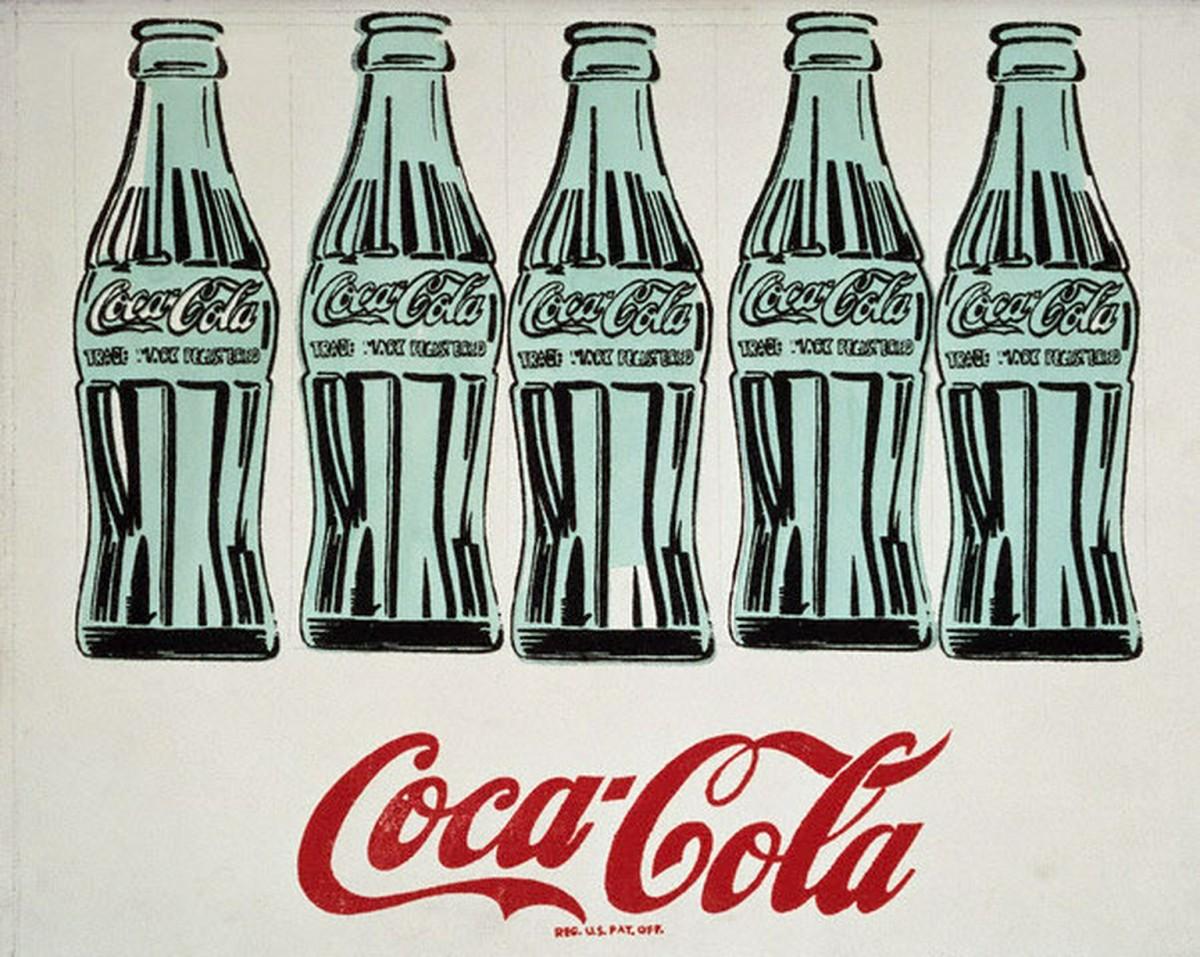 Cartaz criado por Andy Warhol