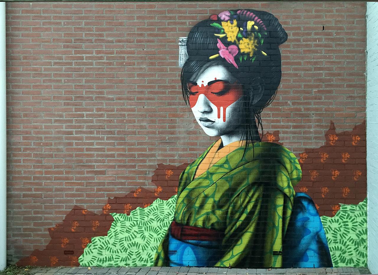 As geishas urbanas de FinDAC