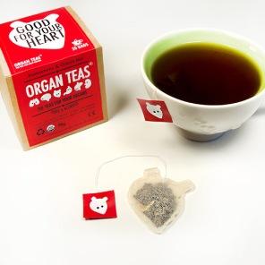 Hamamelis e chá verde